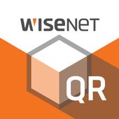 Wisenet QR icon