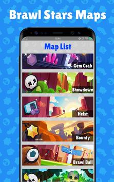 Event Maps For Brawl Stars poster