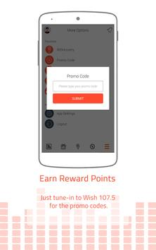 Wish 107.5 App screenshot 4