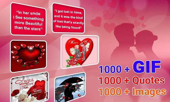 Love Romance Gif screenshot 3