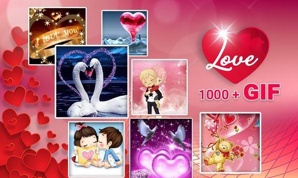 Love Romance Gif screenshot 4