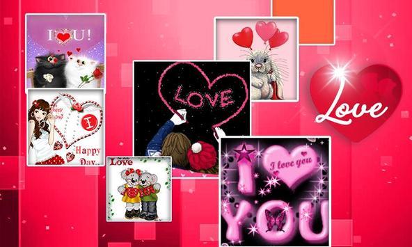 Love Romance Gif screenshot 5