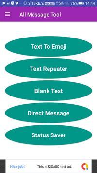 Wish Message screenshot 1