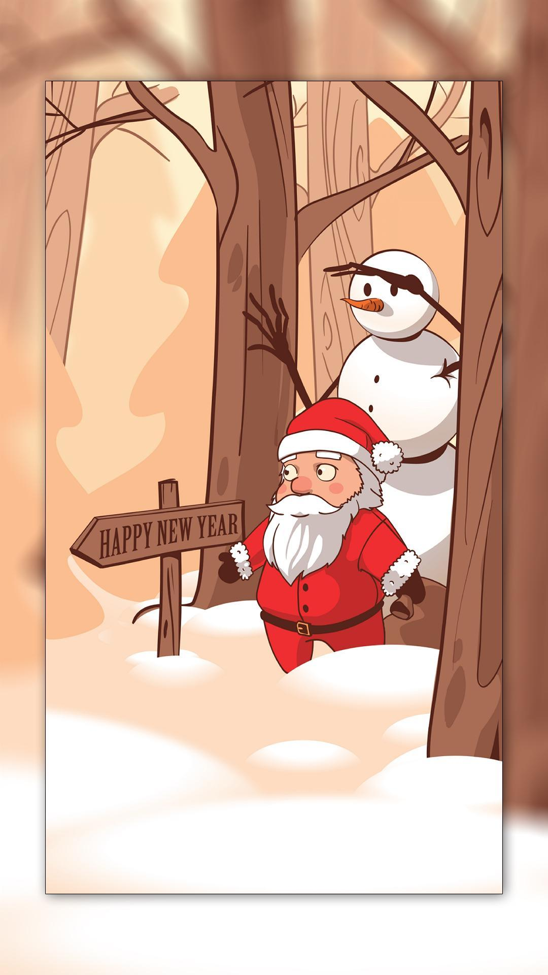 Santa Claus Wallpaper Christmas Backgrounds For Android Apk Download
