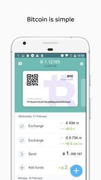 WIREX: Bitcoin Ethereum Litecoin XRP Wallet poster