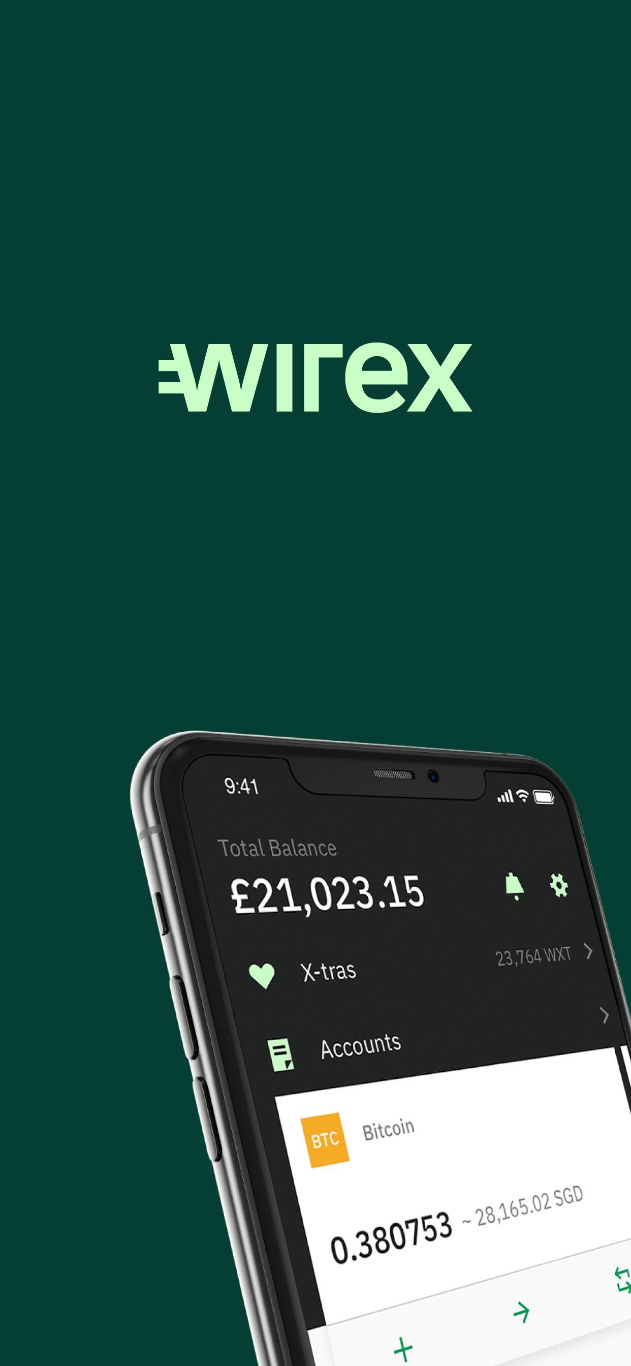 Wirex kaina šiuo metu yra €0.00349.