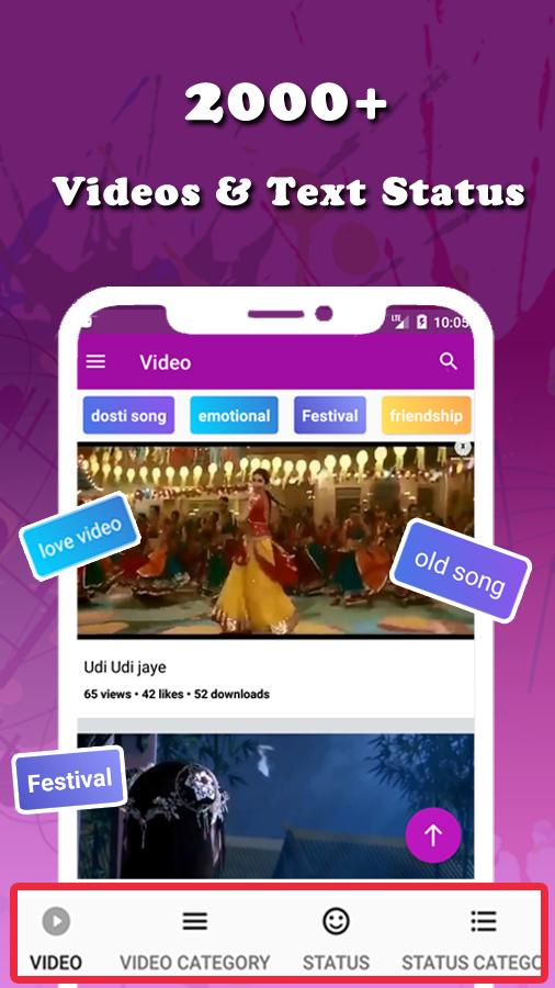 Instrumental Music Video Status 2019 For Android Apk