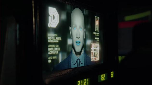 Cyberpunk 2077 Countdown تصوير الشاشة 16