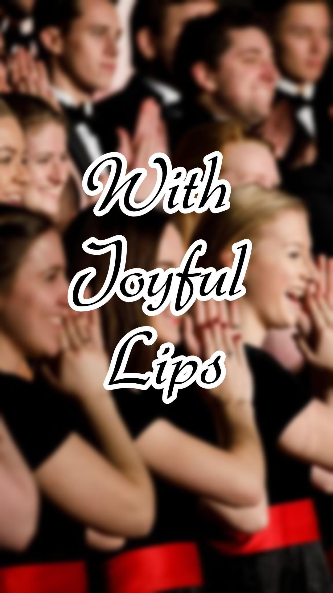 with joyful lips hymn book free download