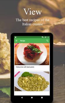 Vegetarian and vegan recipes screenshot 17