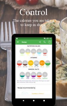 Vegetarian and vegan recipes screenshot 18