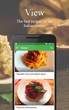 Vegetarian and vegan recipes screenshot 1