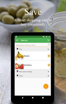 Vegetarian and vegan recipes screenshot 20
