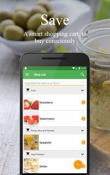 Vegetarian and vegan recipes screenshot 4