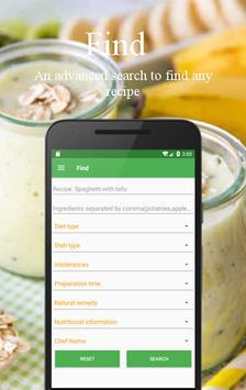 Vegetarian and vegan recipes screenshot 5