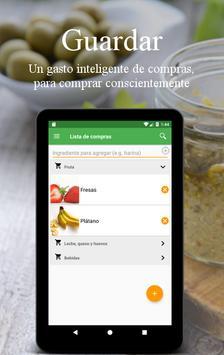 Recetas Vegetarianas y Veganas captura de pantalla 12
