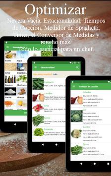 Recetas Vegetarianas y Veganas captura de pantalla 21