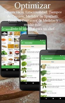 Recetas Vegetarianas y Veganas captura de pantalla 7