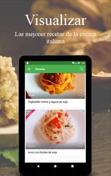 Recetas Vegetarianas y Veganas captura de pantalla 9