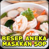 Resep Aneka Masakan Sop icon