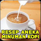 Resep Aneka Minuman Kopi Cafe biểu tượng