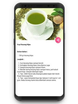 Resep Aneka Minuman Kopi Cafe screenshot 4