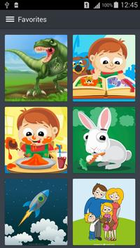 Fondos de Pantalla para Niños captura de pantalla 4