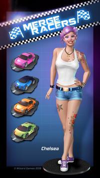 4 Schermata Merge Racers