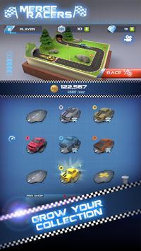 7 Schermata Merge Racers