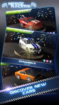 10 Schermata Merge Racers
