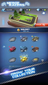Poster Merge Racers