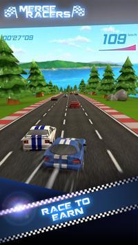 15 Schermata Merge Racers
