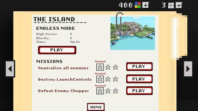 Block Gun 3D: Ghost Ops screenshot 10