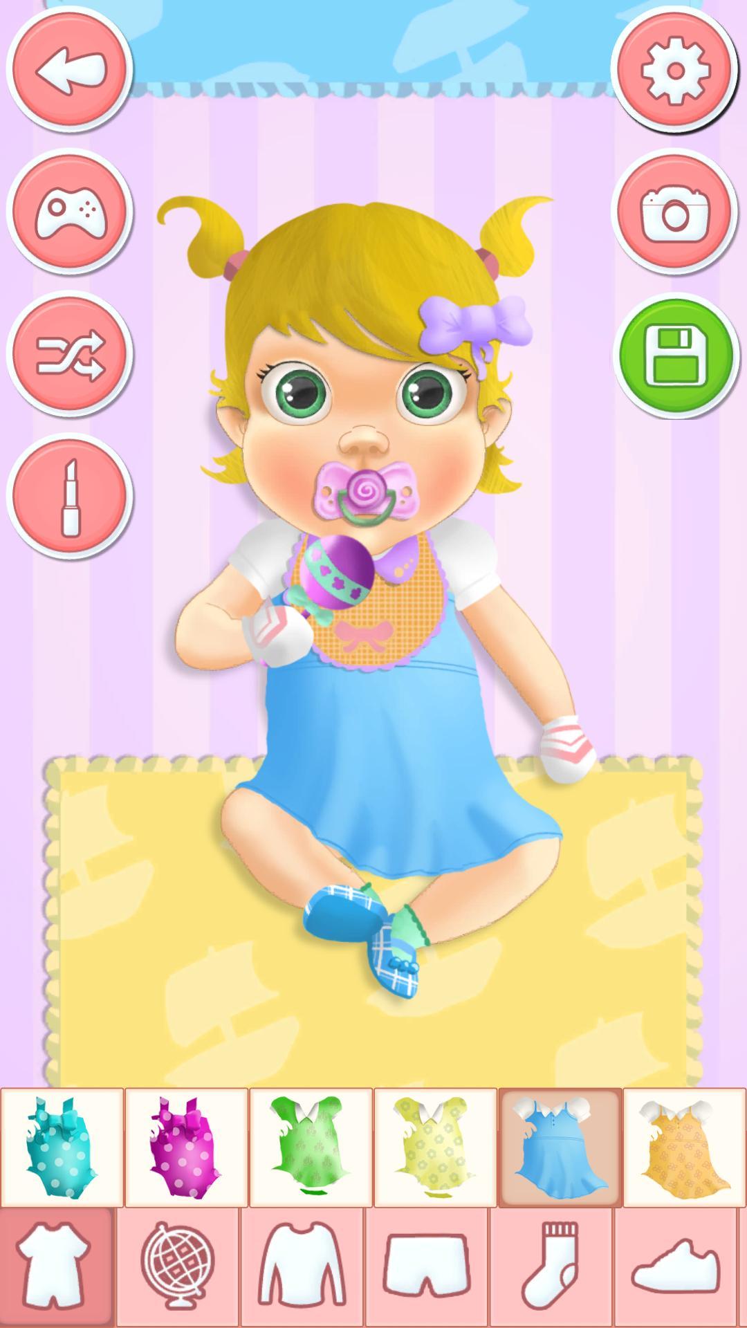 Juegos De Vestir A Bebes For Android Apk Download