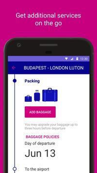 Wizz Air स्क्रीनशॉट 3