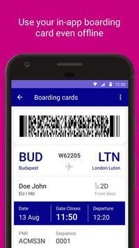 Wizz Air स्क्रीनशॉट 2
