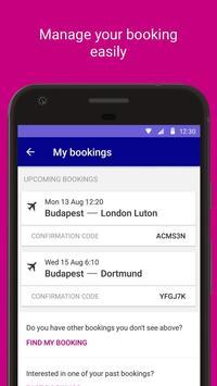 Wizz Air स्क्रीनशॉट 4