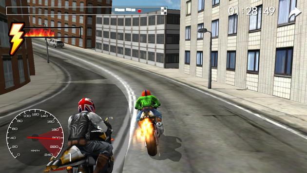 Moto Rush screenshot 3