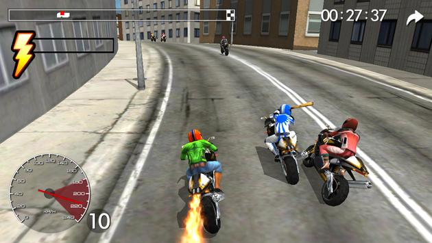Moto Rush screenshot 1