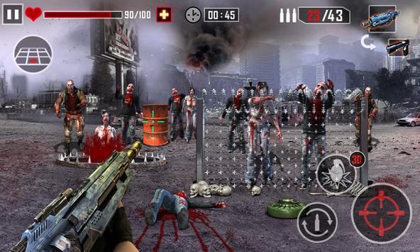 Zombie Killing - Call of Killers screenshot 1