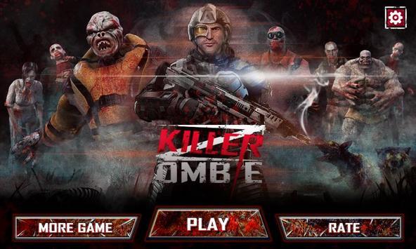 Zombie Killing - Call of Killers screenshot 2