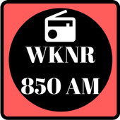 WKNR 850 AM Sports Radio Station Cleveland Ohio icon