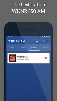 WKNR 850 AM Sports Radio Station Cleveland Ohio screenshot 2