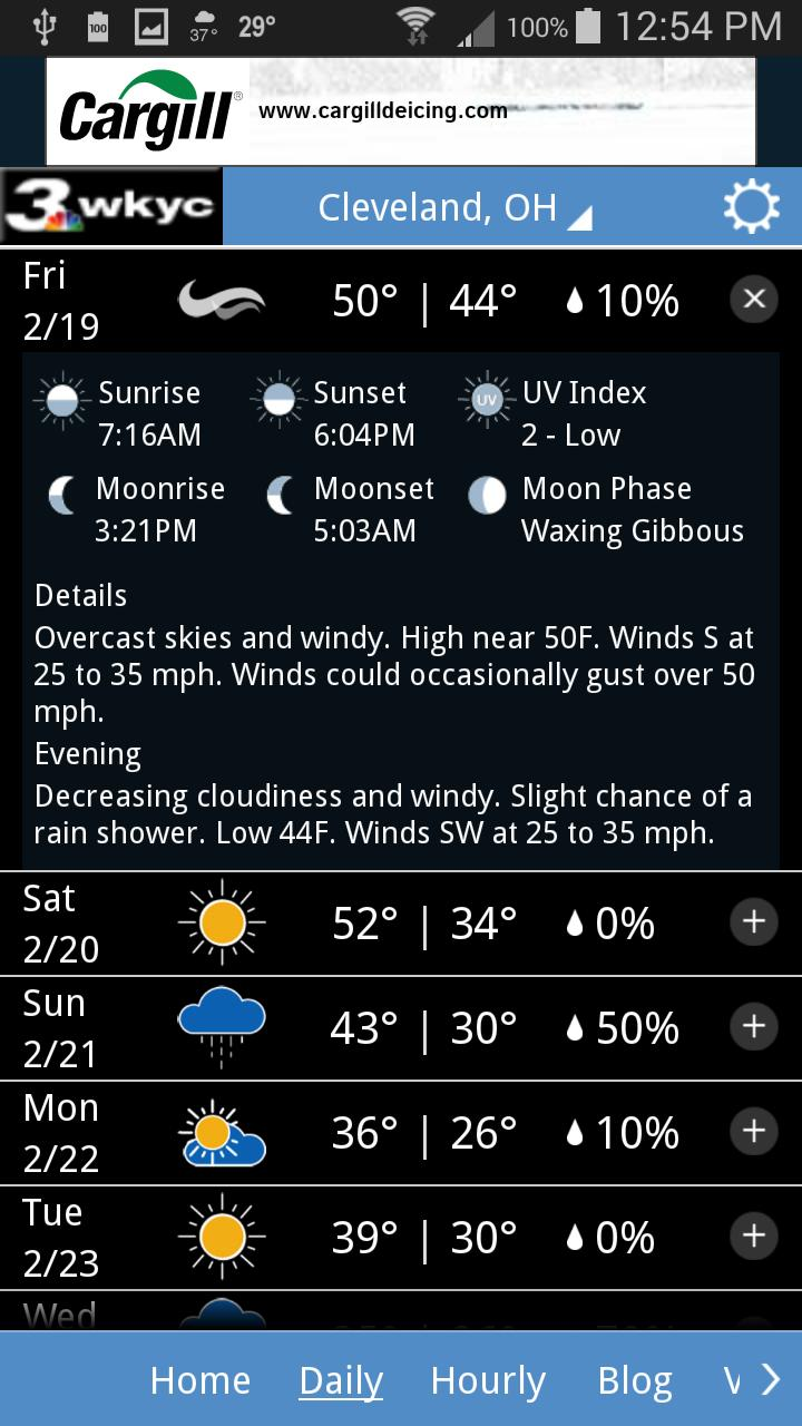 Wkyc Weather For Android Apk Download