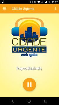 Cidade Urgente poster