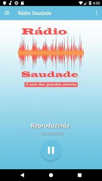 Rádio Saudade screenshot 1