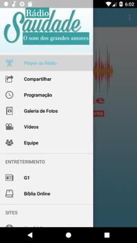 Rádio Saudade screenshot 2