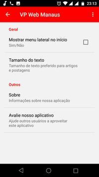 VP Web Manaus screenshot 4