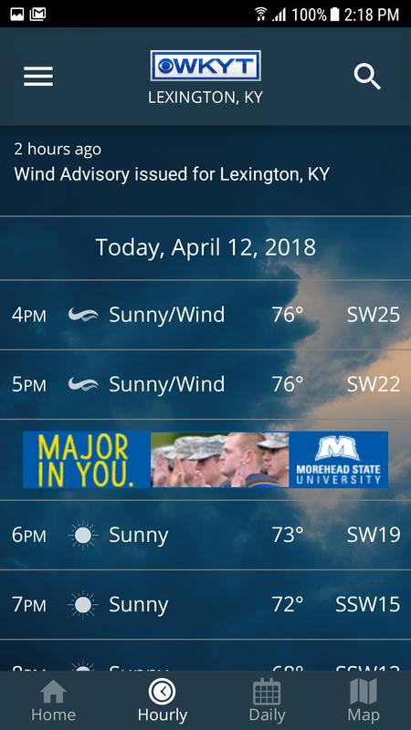 Wkyt Weather Map.Wkyt Weather Traffic For Android Apk Download