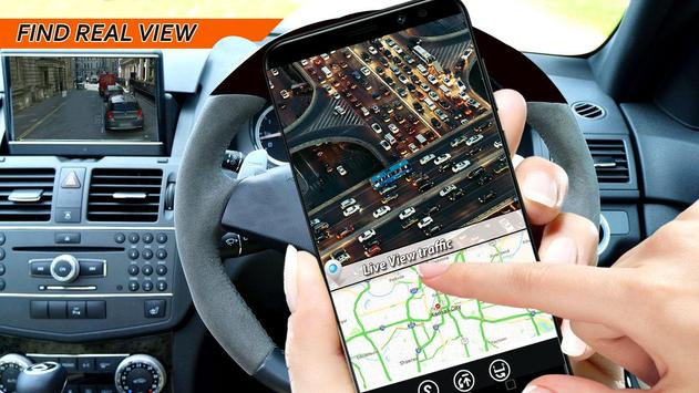GPS Live Street View and Travel Navigation Maps screenshot 10